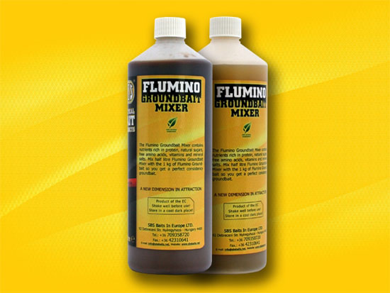 Flumino Groundbait Mixer - Match Special (1liter)