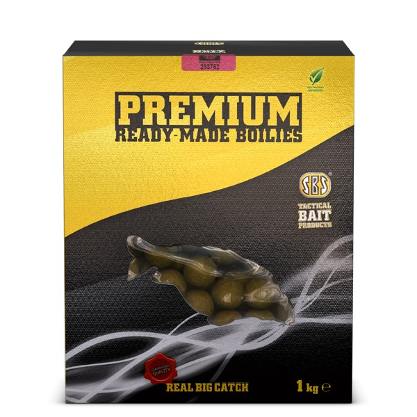 Premium Ready-Made Boilies 16mm/1kg - M1 (fűszeres)