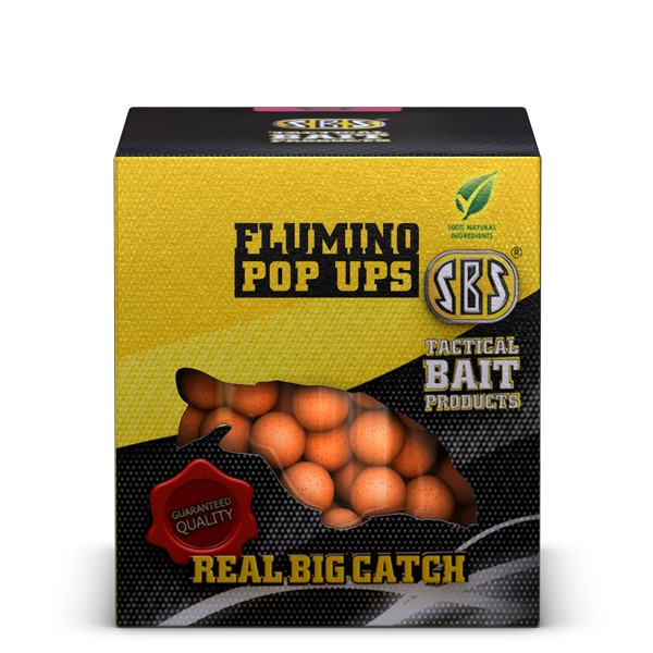 Flumino Pop-Up 10-12-14mm / Pineapple (100gr)