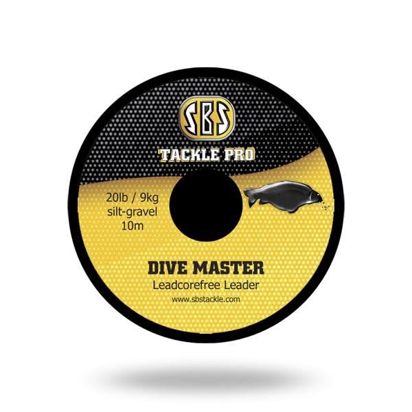 Dive Master leadcorefree leader 20lb 10m