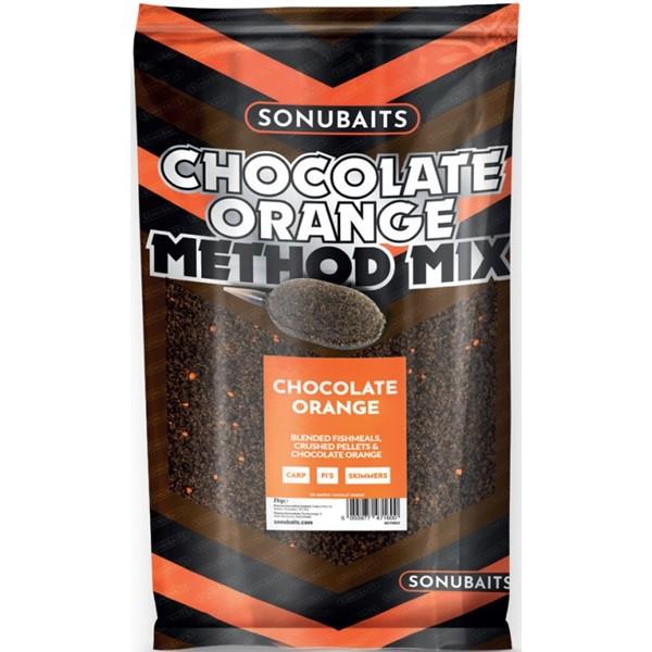 Chocolate Orange method mix - 2kg