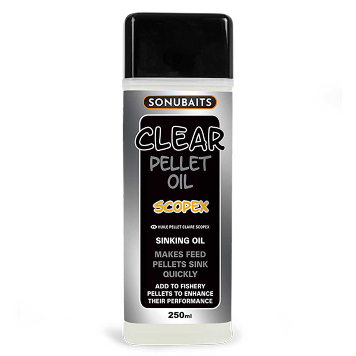 Clear Pellet Oil - Scopex