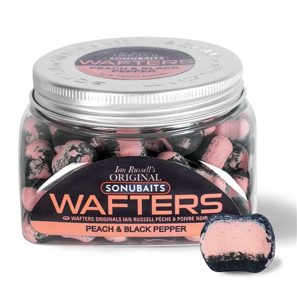 Ian Russel's Wafters Peach and Black Pepper - barack és feketebors