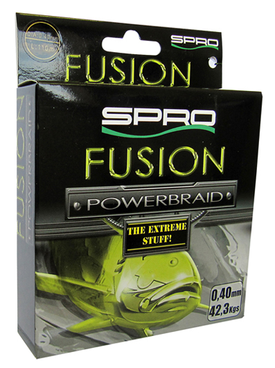 Fusion Powerbraid 0,33mm (110m)