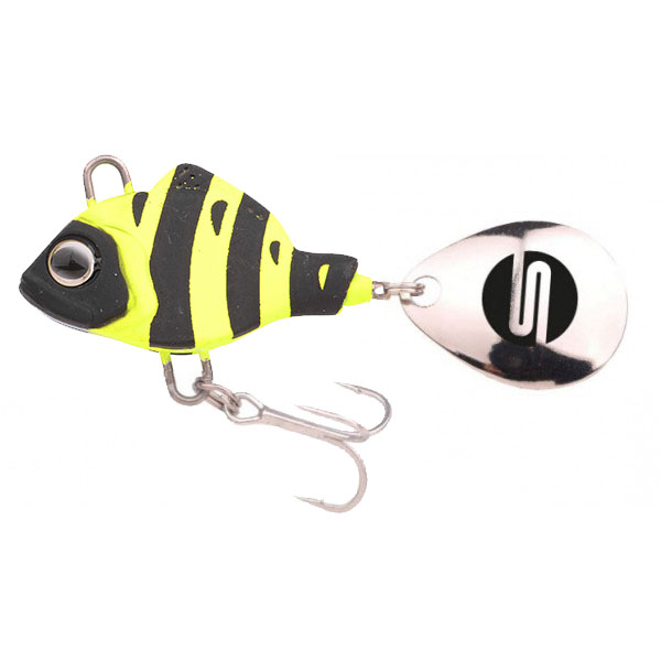 ASP Jiggin Spinner - 10g  / Wasp UV
