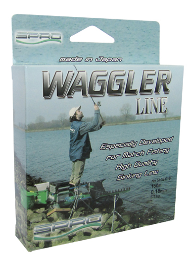 Waggler 0,12mm (150m)