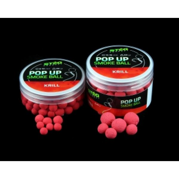 Pop Up smoke ball 12-16mm Krill 40gr