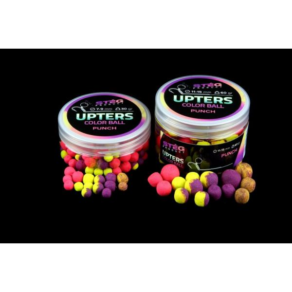 Upters color ball 11-15mm puncs 60gr