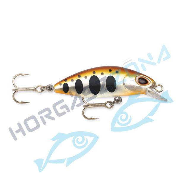 Gomoku Minnow  - 3,5cm / Trout (GM35PTR)