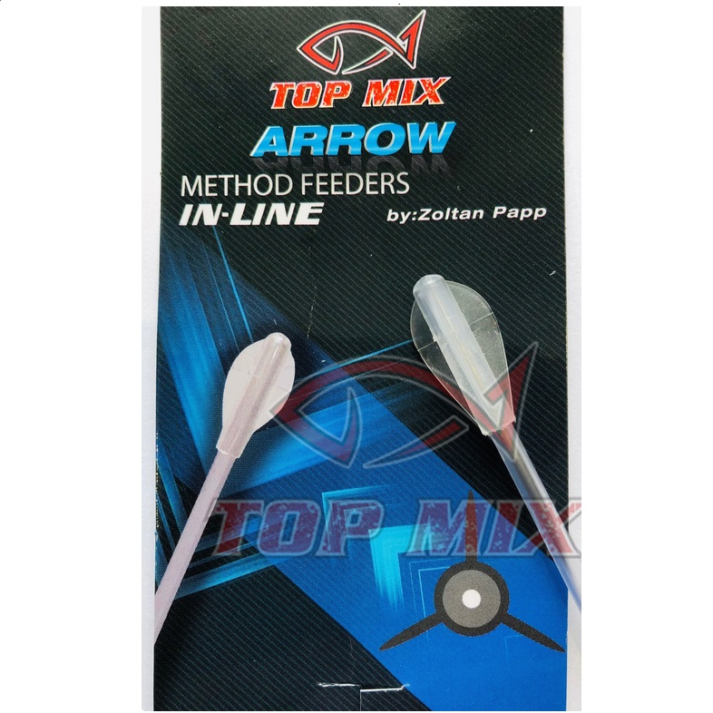 Arrow inline távdobó method feeder kosár 65gr L-es