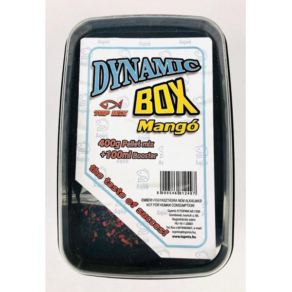 DYNAMIC Pellet Box 400g - Mangó