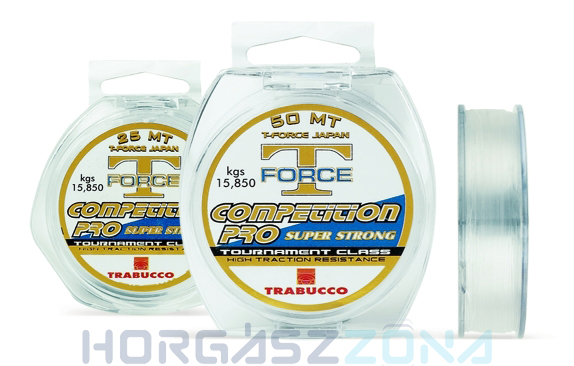T-Force Competition PRO 0,08mm (25m)