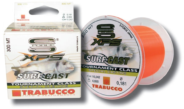 S-Force XPS Surf Cast 0,25mm 300m