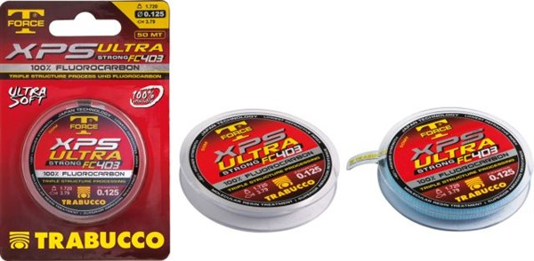 T-Force Ultra Strong FC 403 - 50m 0,164mm fluorocarbon előkezsinór