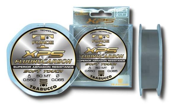 XPS Fluorocarbon előkezsinór - 50m 0,12mm