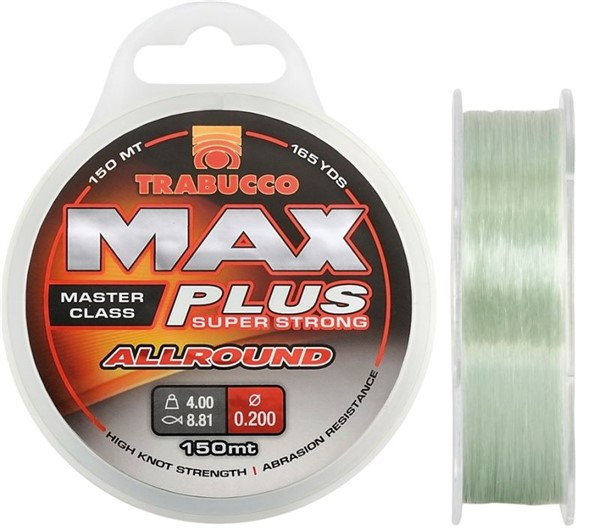 Max Plus Line Allround zsinór - 150m 0,14mm