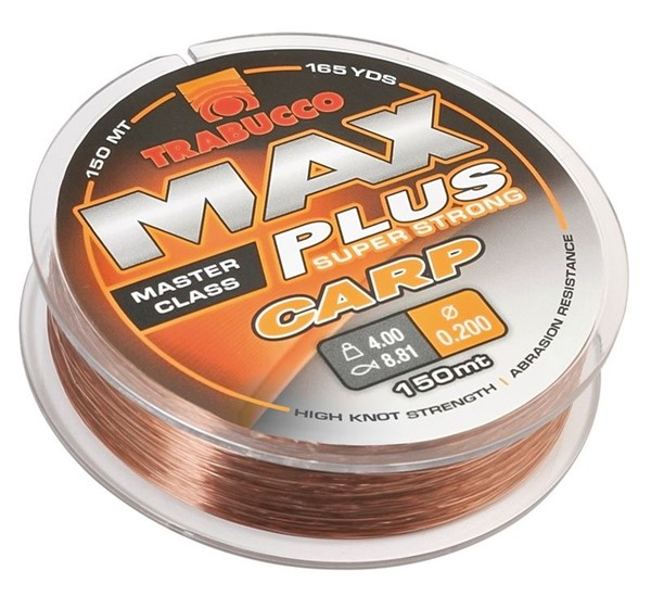 Max Plus Line Carp zsinór - 150m 0,40mm