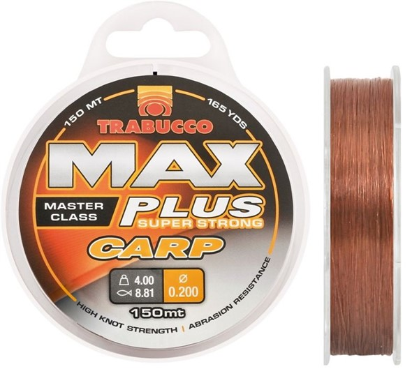 Max Plus Line Carp zsinór - 300m 0,20mm