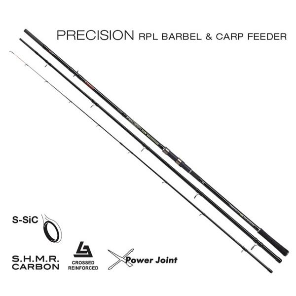 Precision RPL Barbel & Carp 4,2m 200g - feeder bot