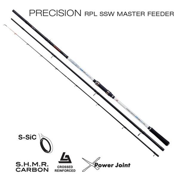 Precision RPL SSW Master 3,9m 150g - feeder bot
