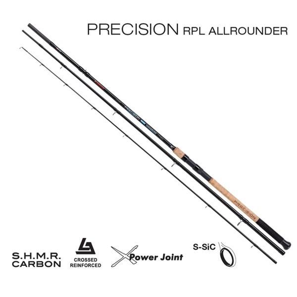 Precision RPL Allrounder 3,6m 15-40g - match bot
