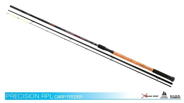 PRECISION RPL CARP FEEDER 3,6m 120g H, feeder bot