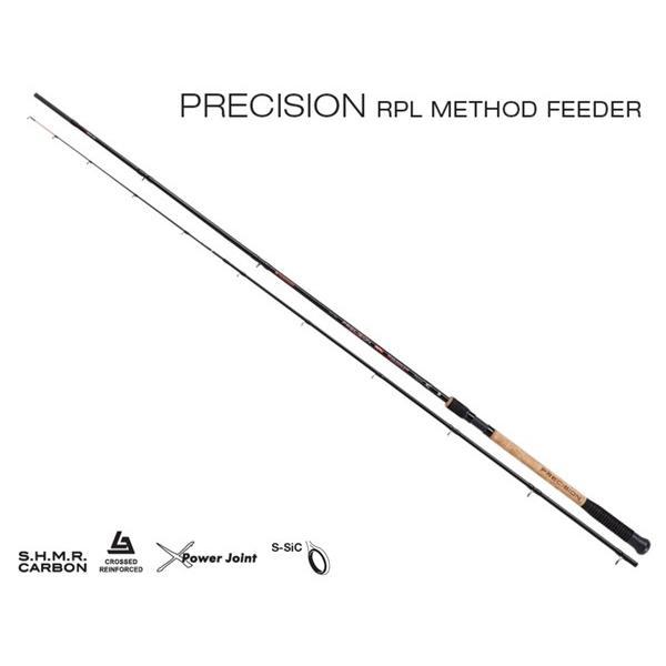 Precision RPL Method Feeder 3m 75g - feeder bot