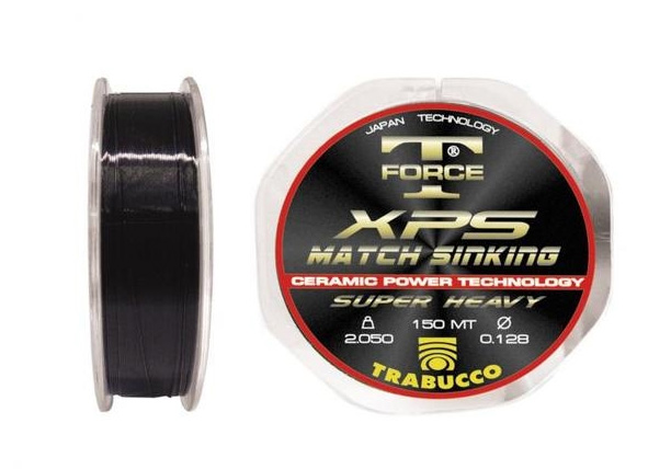 T-Force XPS match sinking 0,16mm (150m)