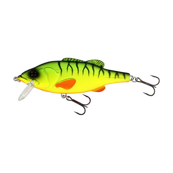 Barry The Bass Crankbait -FireTiger- 10cm/22g